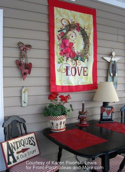 Valentine Decorations Valentines Outdoor Decorations