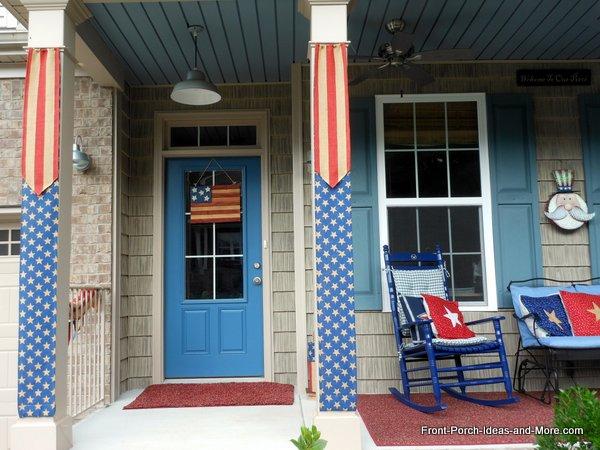 Americana Decorations Stars N Stripes Patriotic Banners