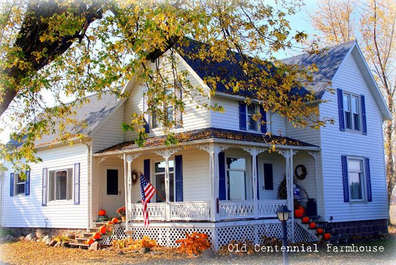 title   old farmhouse porch