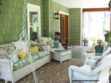 Beautiful Front Porch Decorating Ideas Cleanandscentsible Com