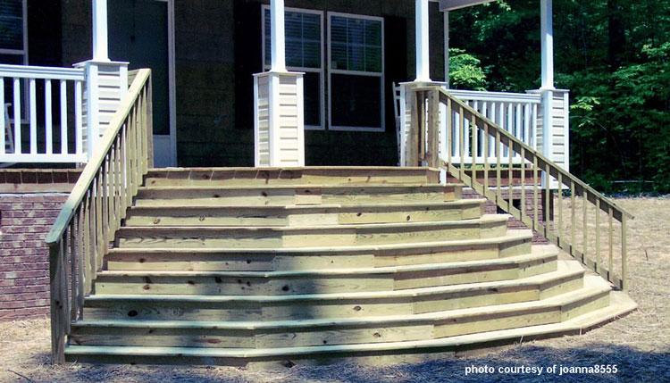 Unique Porch Railing Ideas