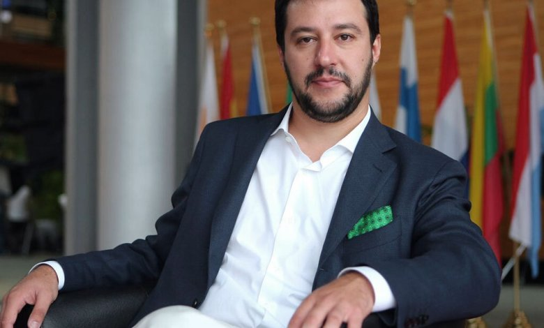 "Photo of Matteo Salvini: ""Impossibile un accordo tra Lega e 5 Stelle"""