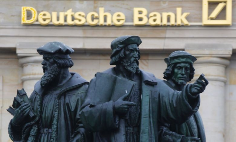 Photo of Deutsche: banca sistemica, aumento sistemico