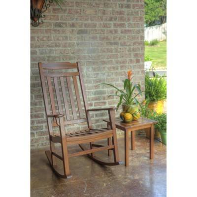 World's Finest Outdoor Rocking Chair