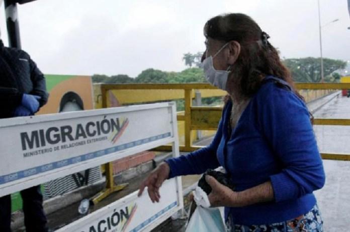 frontera cuarentena