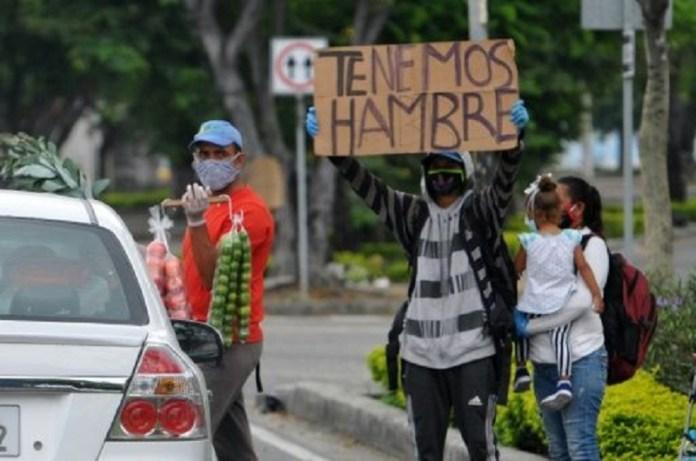 hambre en América Latina