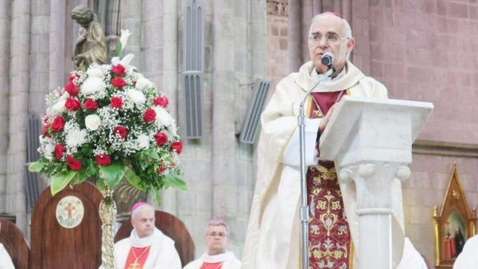Monseñor Semana Santa