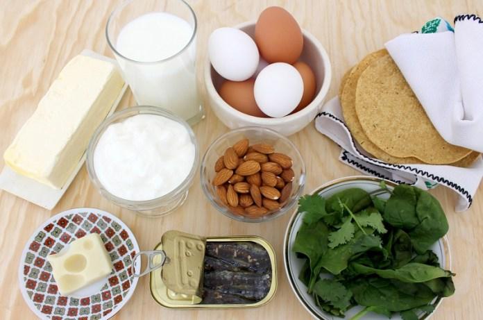 alimentos osteoporosis