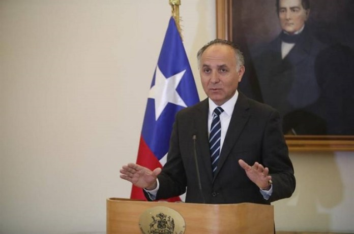 canciller Chile
