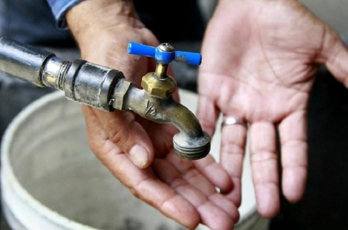 crisis de agua en Táchira