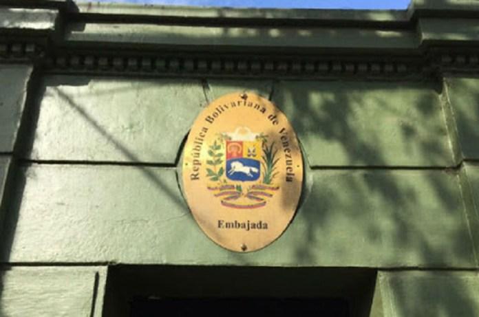 Embajada Venezuela en Chile
