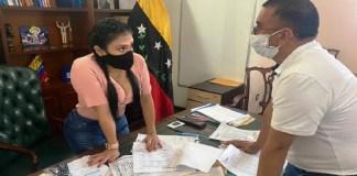 crisis del agua Táchira