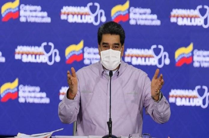 Maduro cuarentena