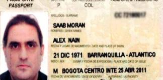 Alex Saab extradición