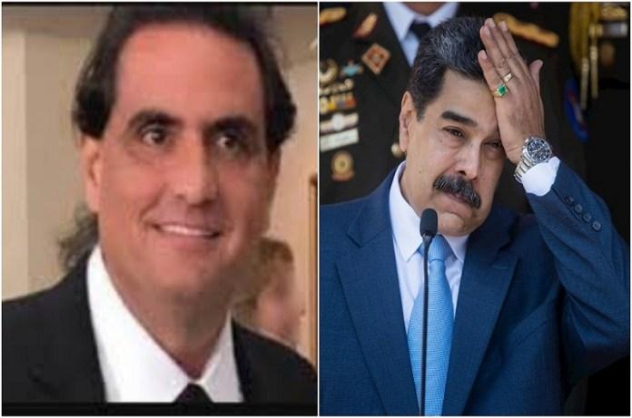Alex Saab y Maduro
