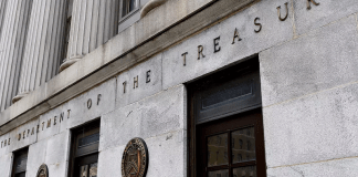 Departamento del Tesoro crudo