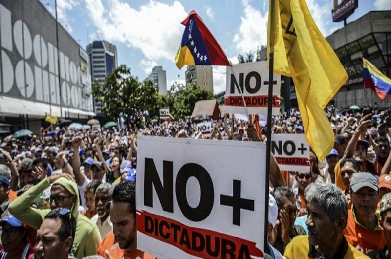 Venezuela dictadura moderna