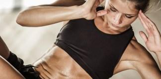 ejercicios vientre plano