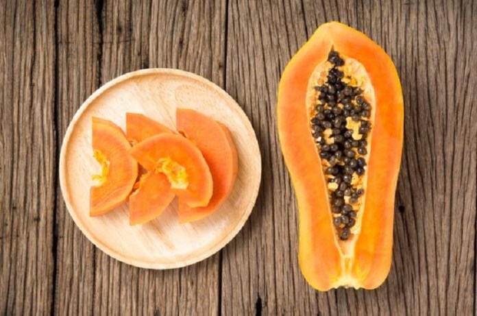 frutas estómago