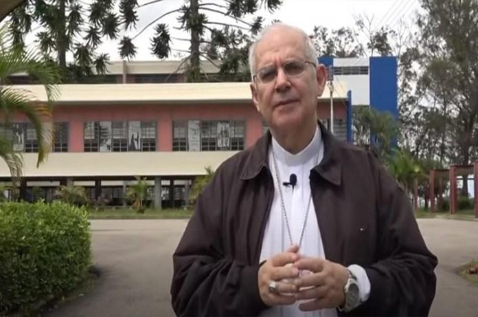 Monseñor Mario Moronta