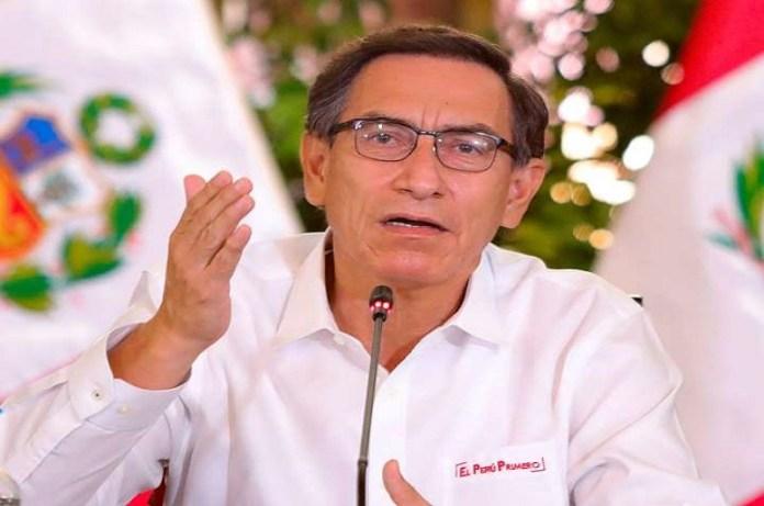 presidente de Perú clínicas