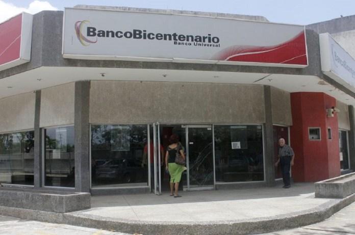 agencias bancarias