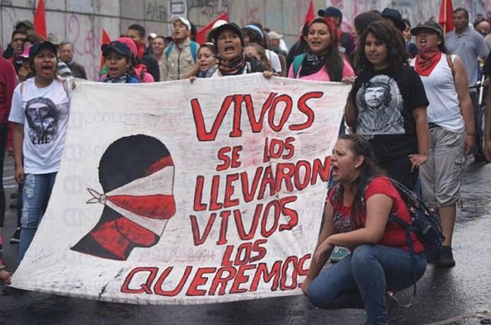 Ayotzinapa Peña Nieto