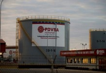producción petrolera Venezuela