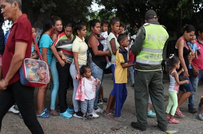 refugios migrantes venezolanos