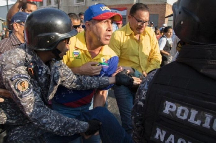 opositores Venezuela