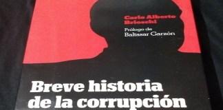 corrupción mentira