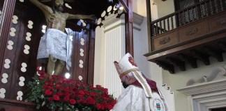 Obispo Santo Cristo de La Grita