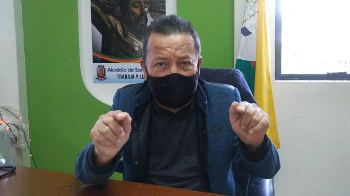 Gustavo Delgado Alcaldía