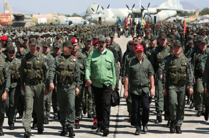 Maduro comando secreto Venezuela