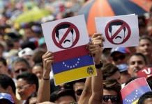 partidos oposición Venezuela