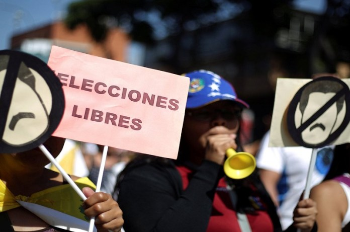 elecciones salida electoral