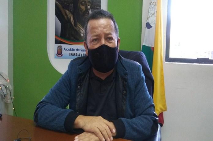 Alcalde servicios públicos