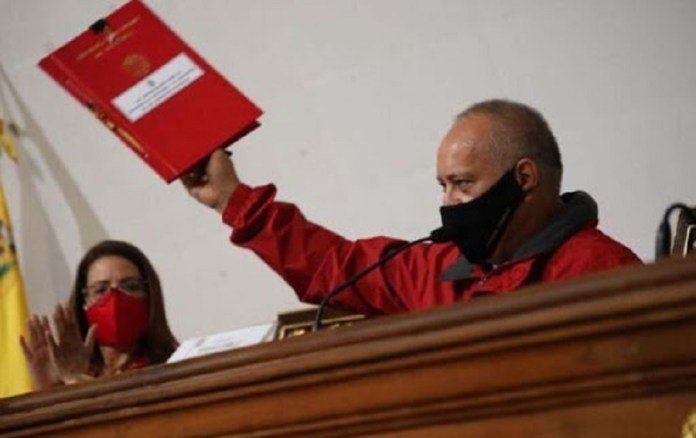 Diosdado ley antibloqueo