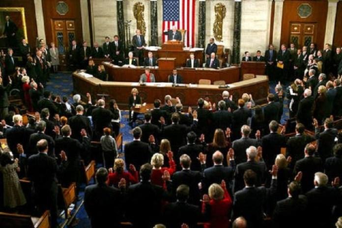 senadores EEUU elecciones Venezuela