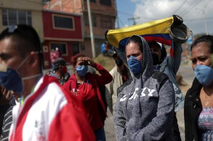 Colombia recuperados COVID-19