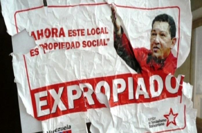 propiedad privada en Venezuela