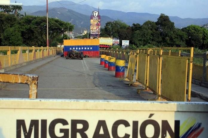 frontera cerrada puentes
