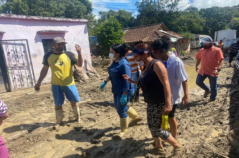 comunidades lluvias