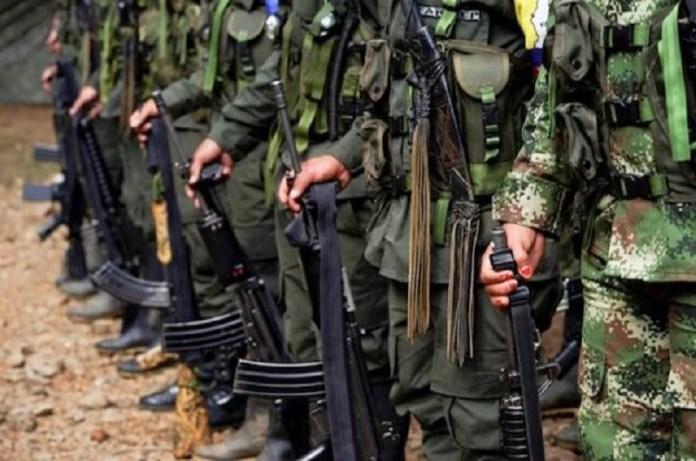 grupos armados cadáveres frontera
