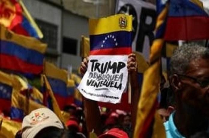 EEUU sanciones Venezuela