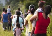 mujeres migrantes violencia