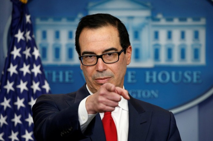 Estados Unidos empresa china