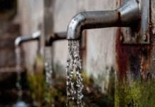 El agua cotiza en la Bolsa