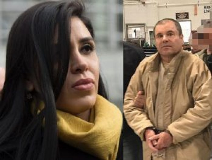 esposa Chapo Guzmán