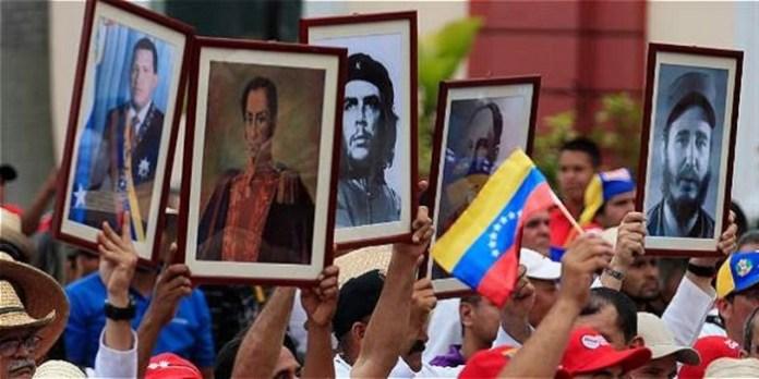 izquierda Venezuela
